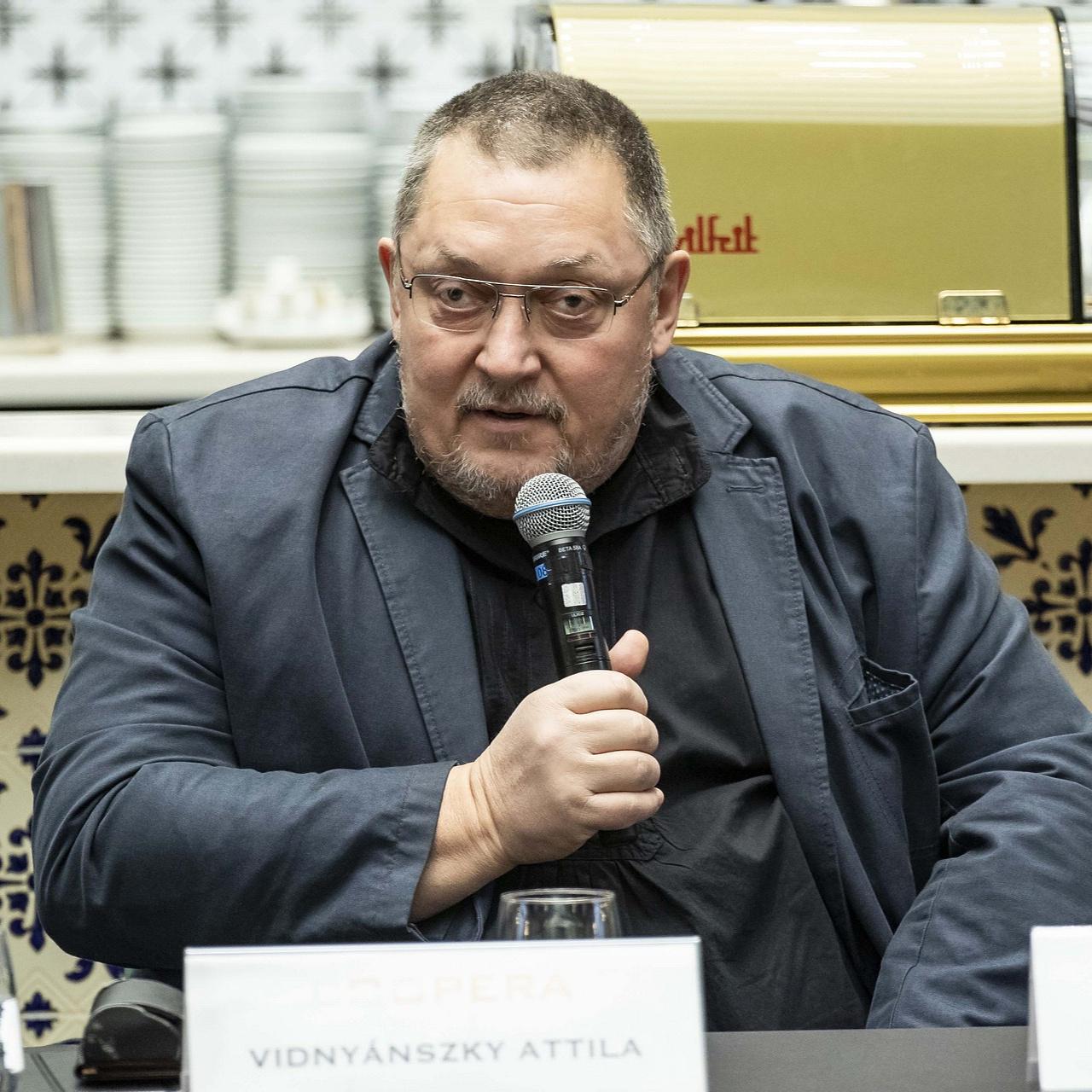 Felmondások és tiltakozás az SZFE-n Vidnyánszky Attila kinevezése miatt